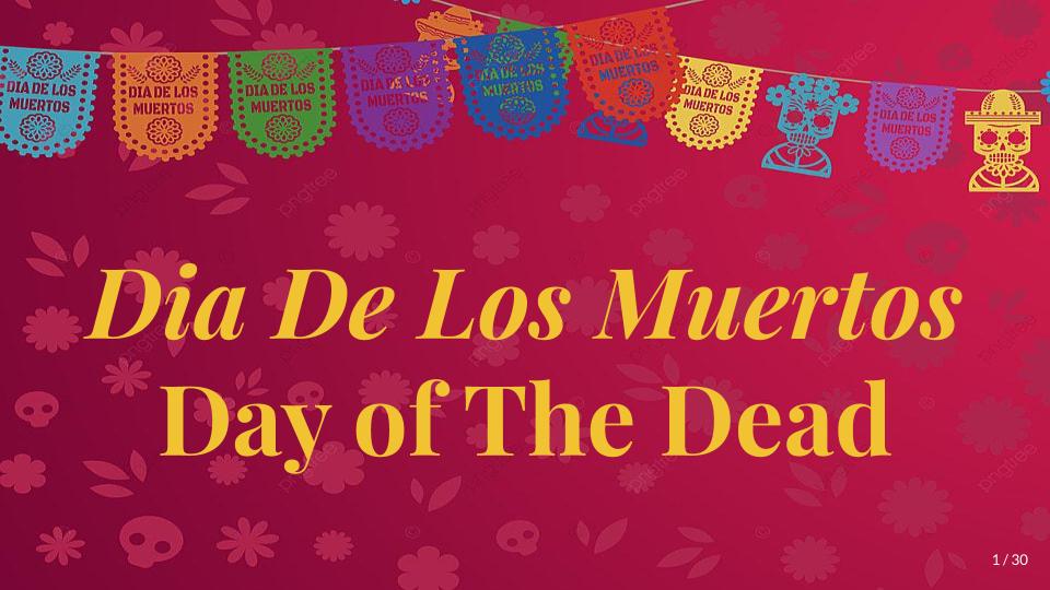 Dia De Los Muertos Day of The Dead (2)